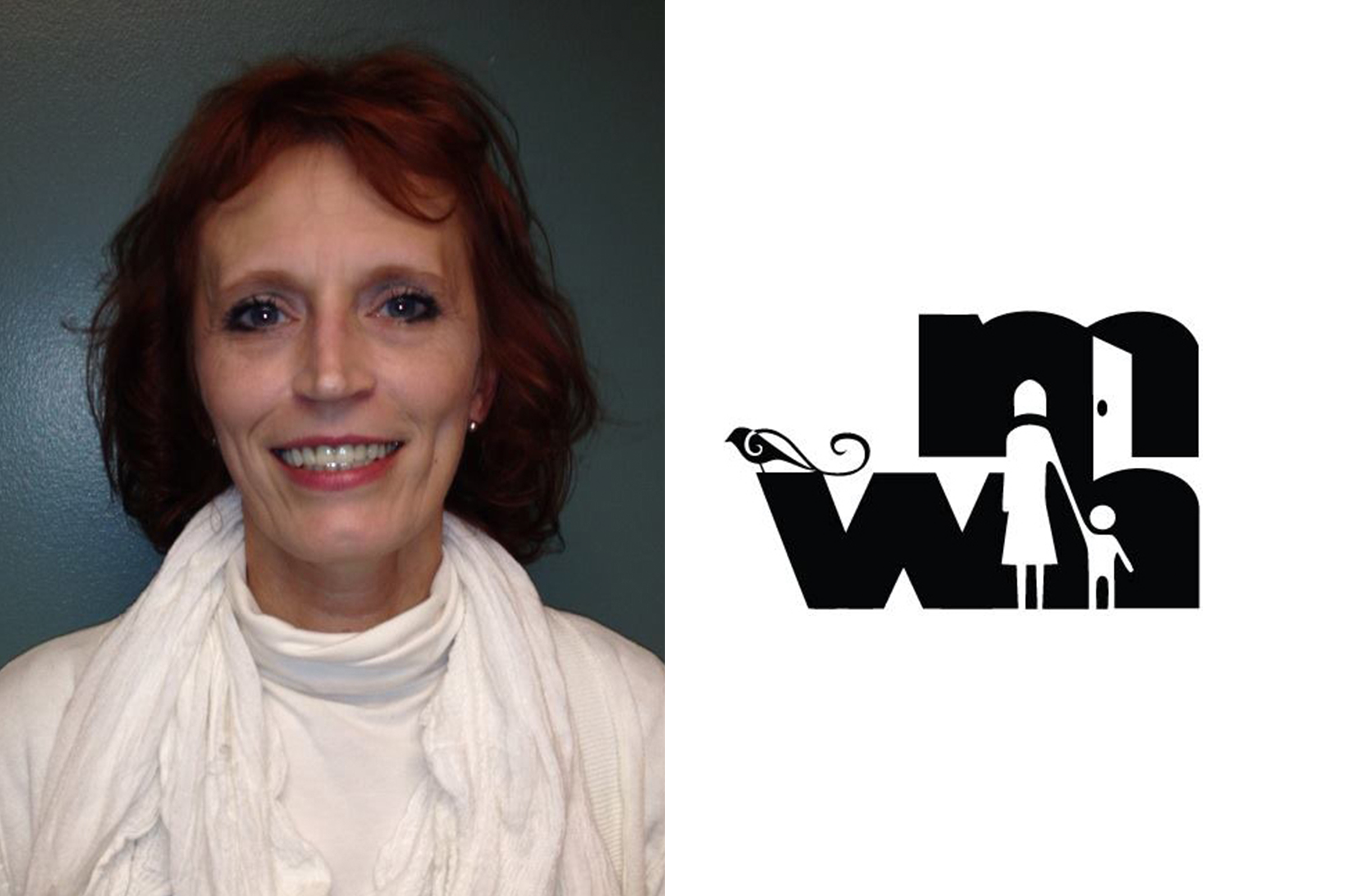 Debra Morrow is the newly-appointed executive director of Middle Way House.