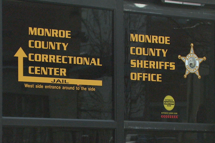 Inmates at the Monroe County Correctional Center will have the option to do video visitations in addition to in-person visitations.