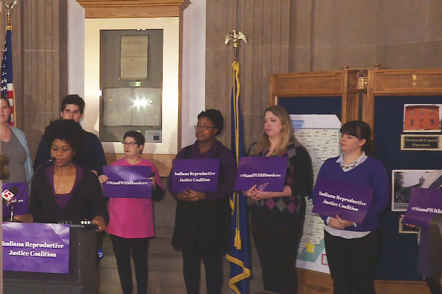 The group plans to closely monitor the Statehouse this session and present a unified message on reproductive rights issues.