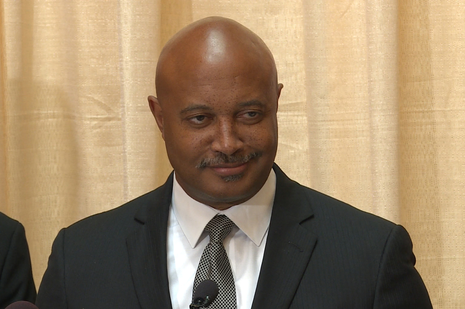 Curtis Hill was the longtime Elkhart County prosecutor before easily winning election in 2016 as attorney general.