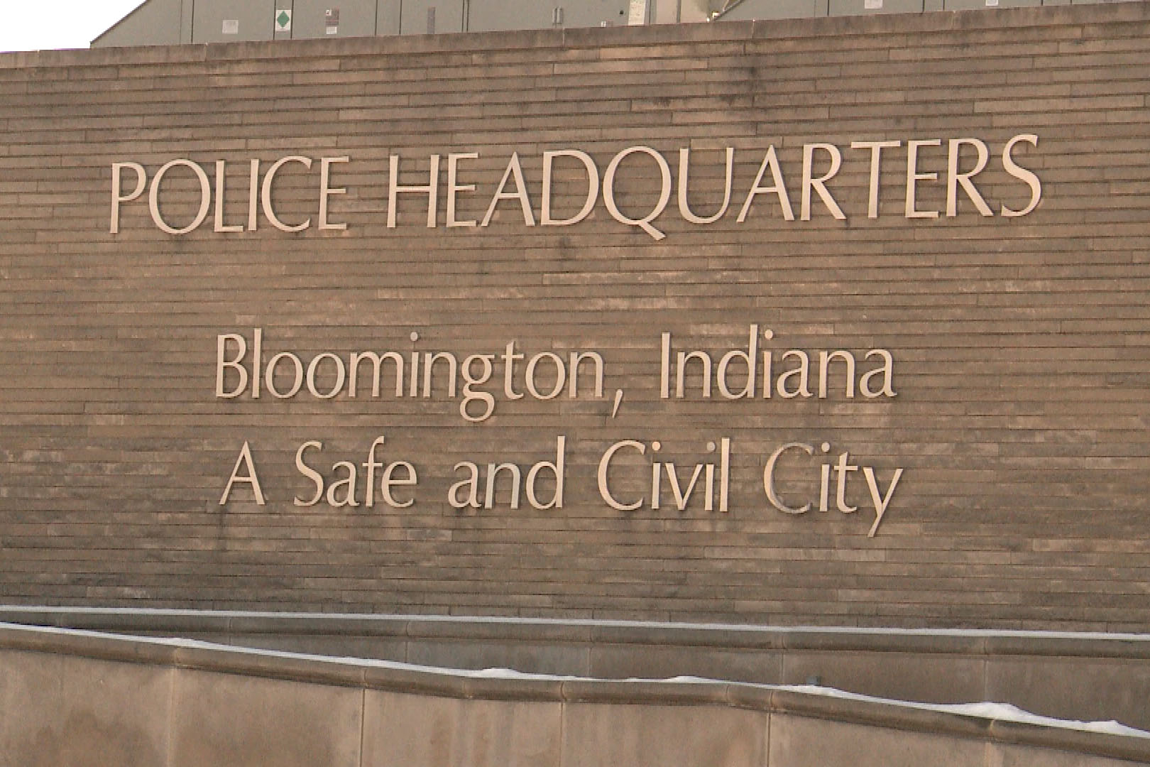 Bloomington police aren't sure if the four incidents of vandalism are connected.