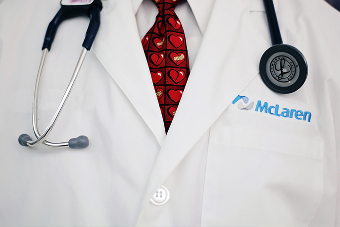 McLaren Health Care currently operates in Michigan. Indiana will be the group's first out-of-state operation.