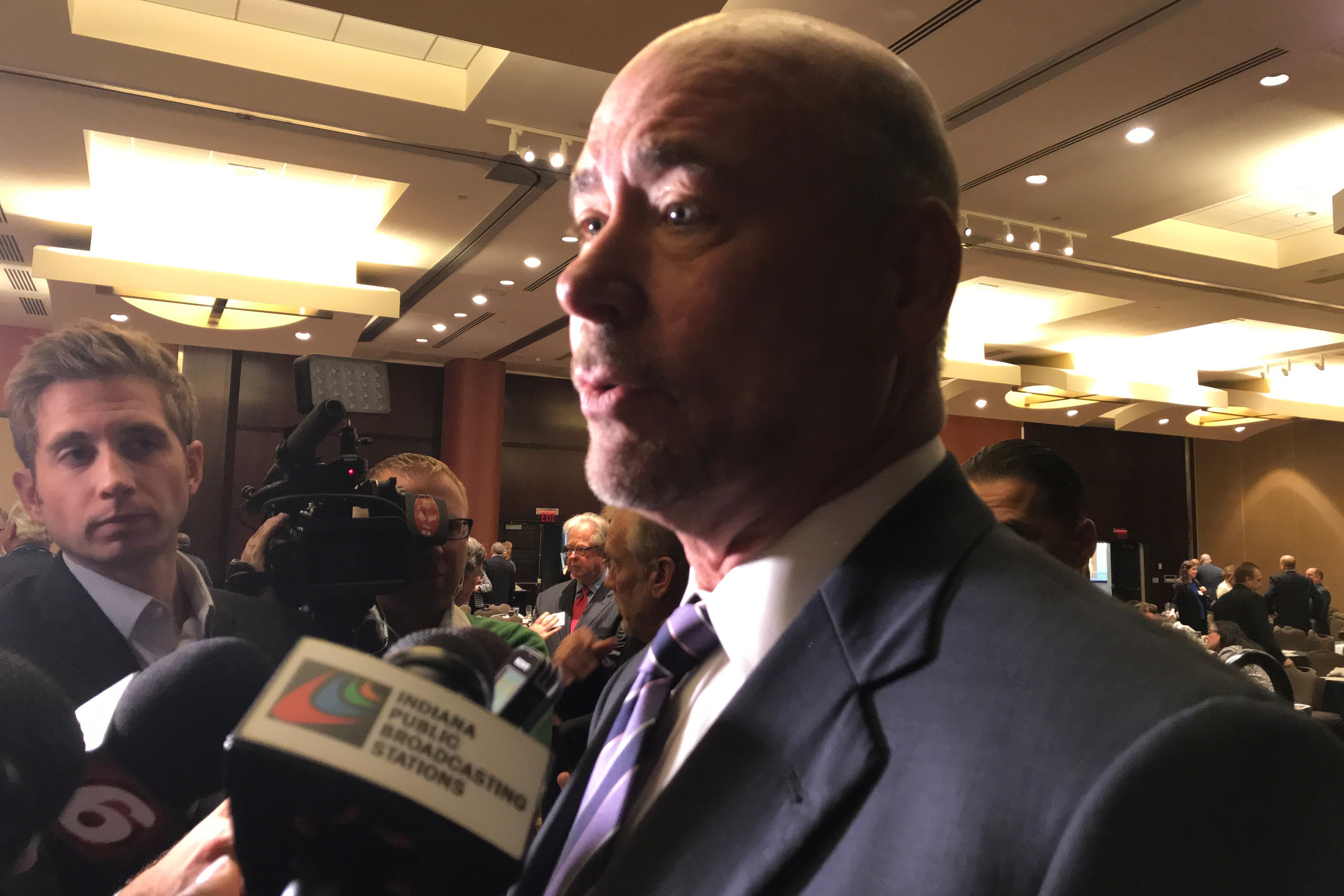 House Speaker Brian Bosma says not to expect revolutionary change in workforce development during the 2018 session.