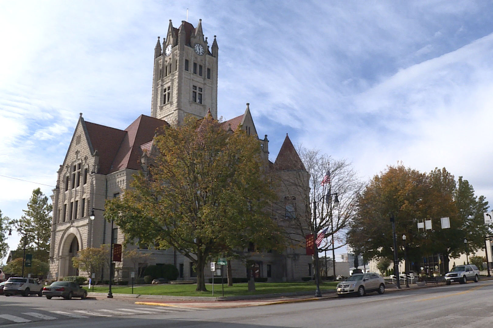 The Hancock County council will decide whether to approve the funding request Nov. 8.