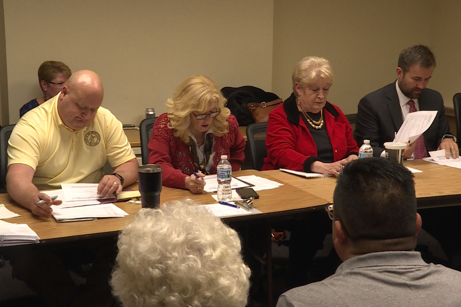 The Vigo County Election Board is considering changes to voting centers for the 2018 election.