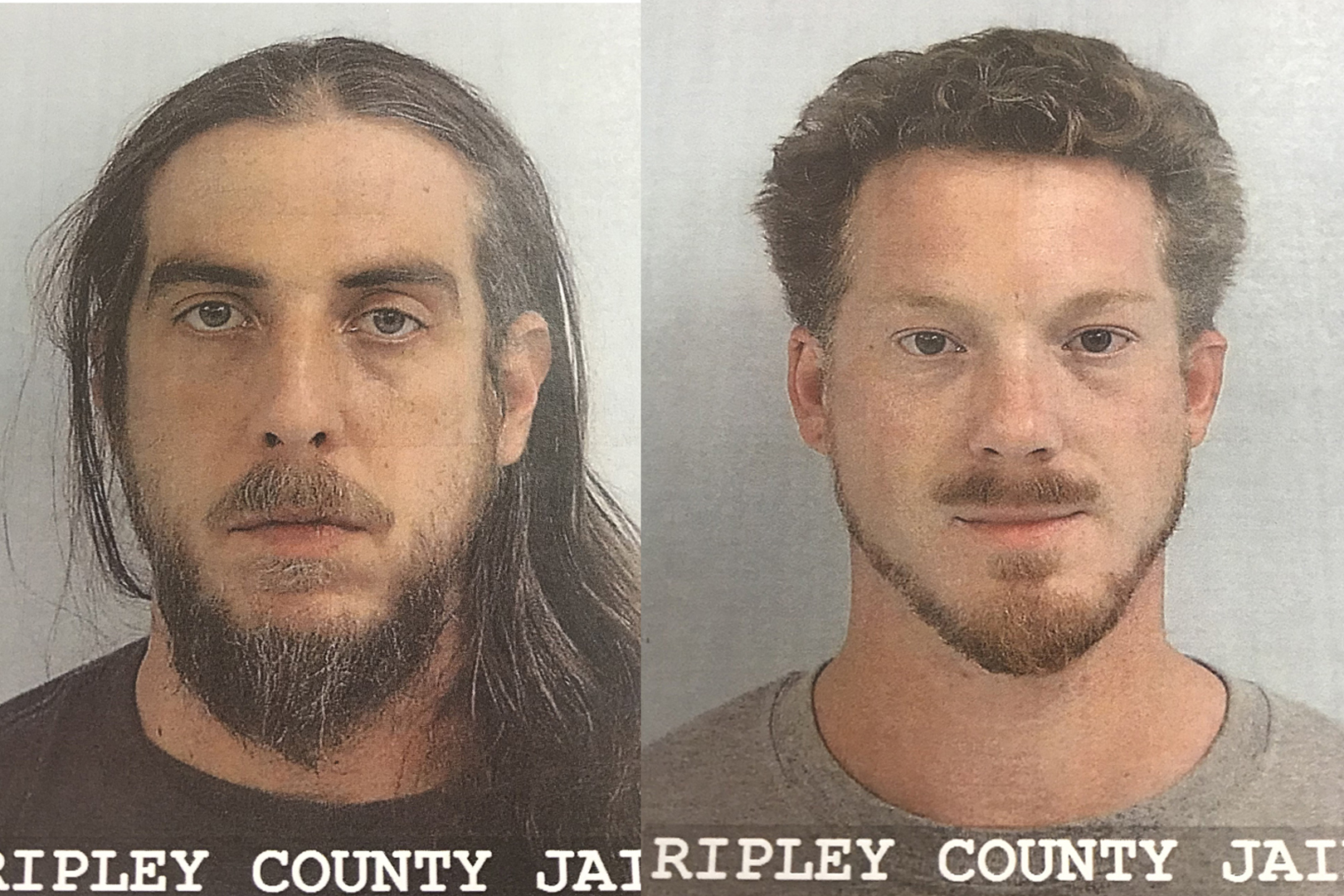 Two men charged with murder for heroin overdose.