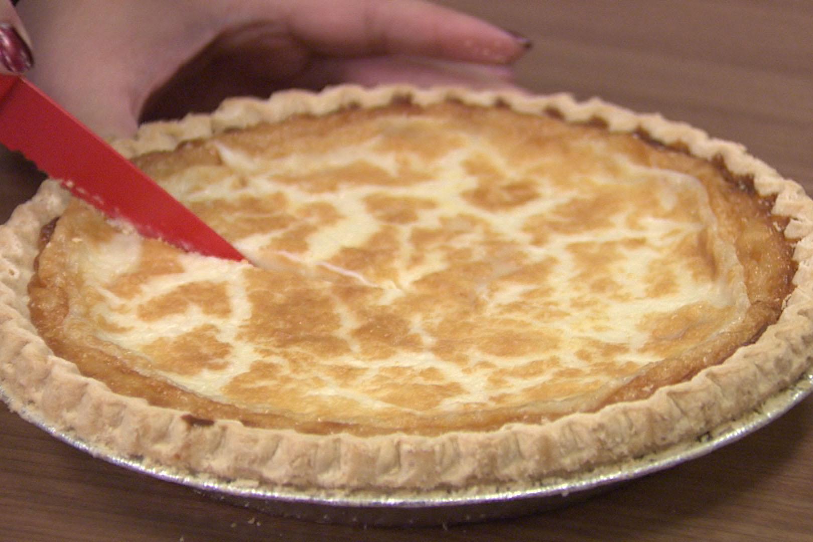 Public cream pie