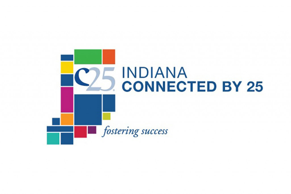 Indiana Connected by 25 organizes the Youth Advisory Board.