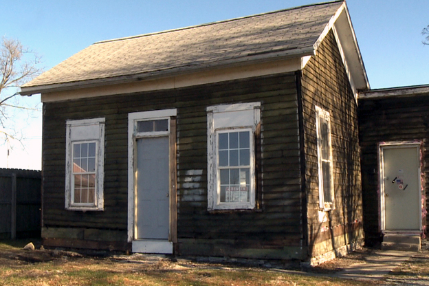 Kokomo city leaders may have come across Howard County's oldest home while extending the downtown Industrial Heritage trail.