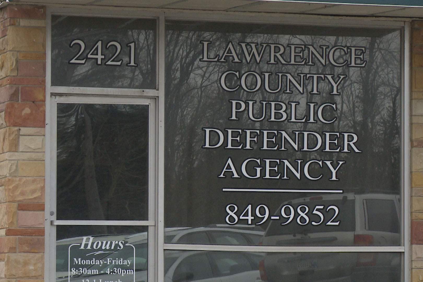 The agency screens people facing charges to see if they're at-risk for drug abuse or mental health problems.