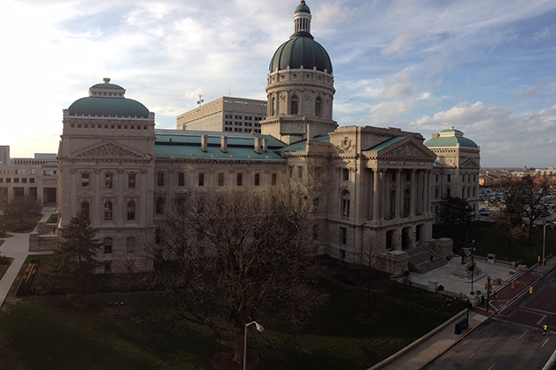 Lawmakers will meet for the first special session since 2009. (Brandon Smith/IPB News)