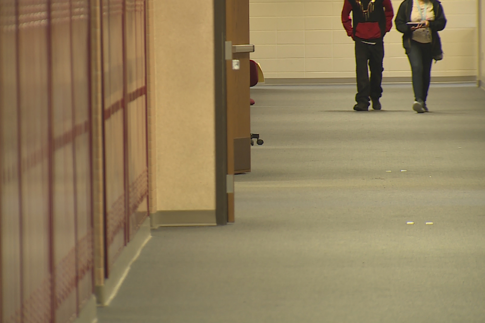 Once Merrillville students reach nine unexcused absences, their parents get a ticket instructing them to show up to truancy court (Steve Burns, WFIU/WTIU News).