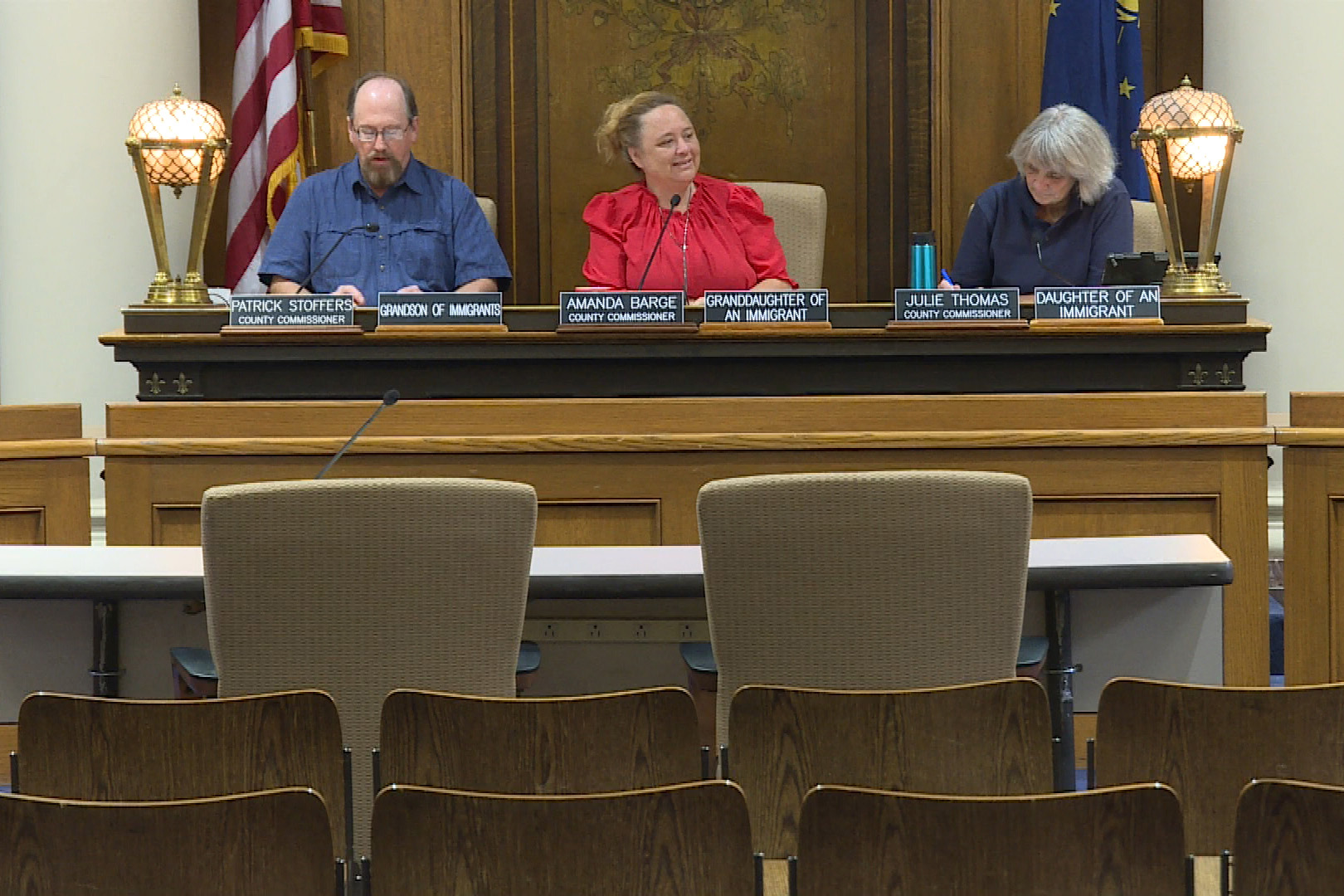 Monroe County Commissioners say they city contacted Sun Development without notifying them (Barbara Brosher, WFIU/WTIU News).