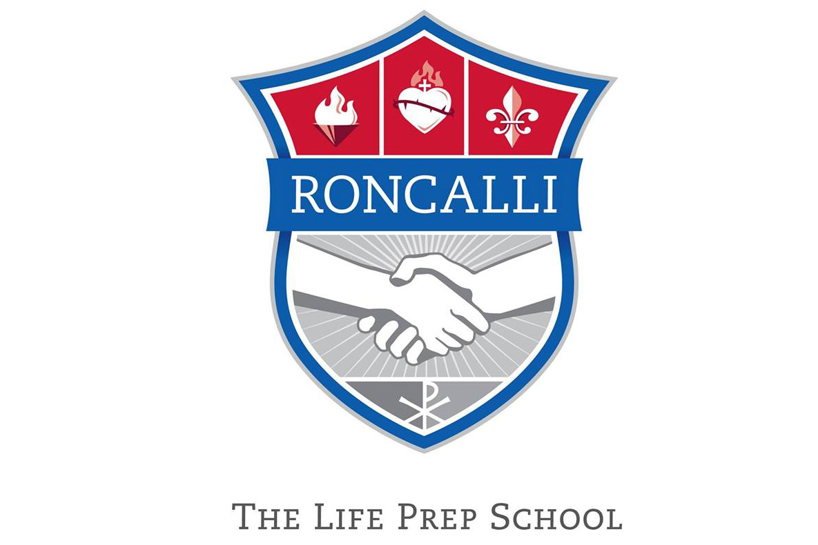 The principal says the counselor's been placed on administrative leave (Roncalli High School).