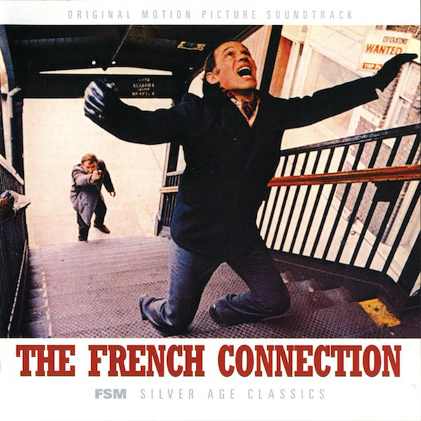 A new kind of crime jazz:  Don Ellis' score for The French Connection.