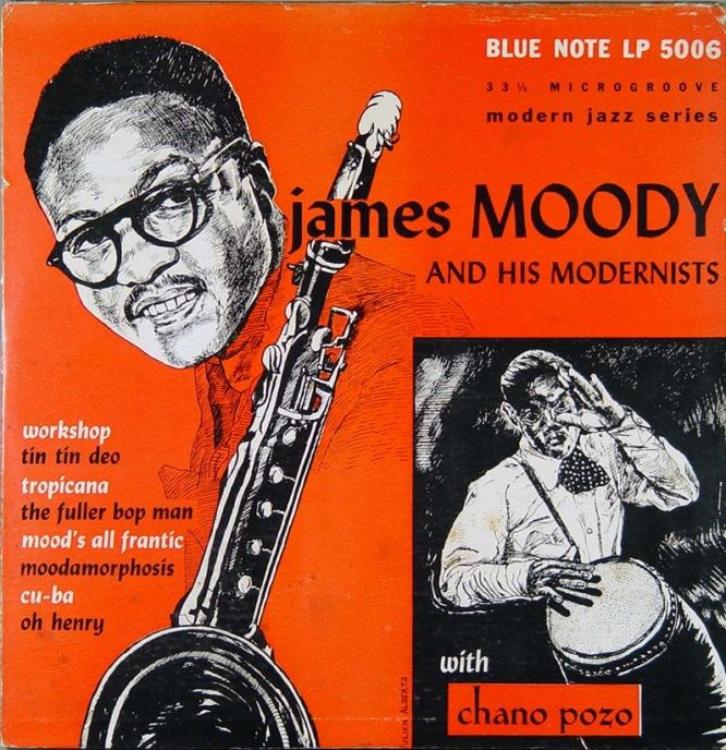 James Moody
