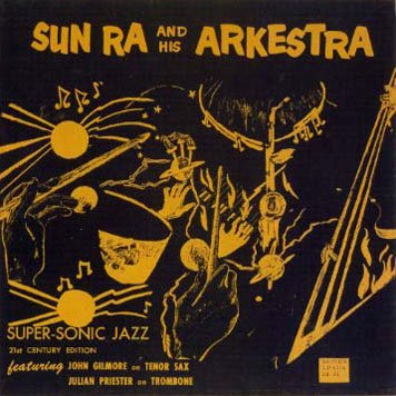 Before space became the place:  Sun Ra's Chicago years were formative.