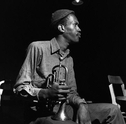 Trumpeter Don Cherry