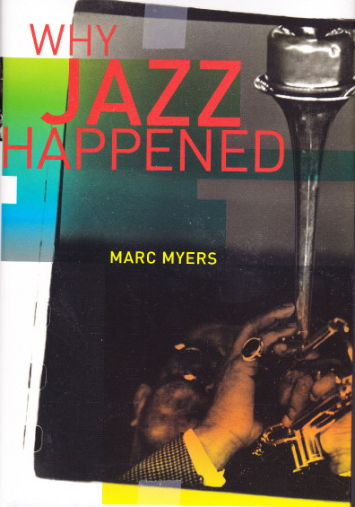 Marc Myers jazz book