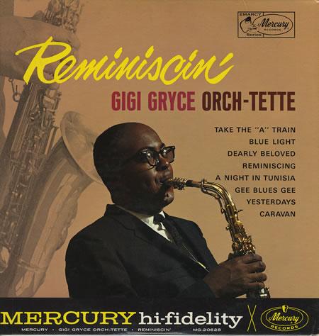 Gigi Gryce 1960