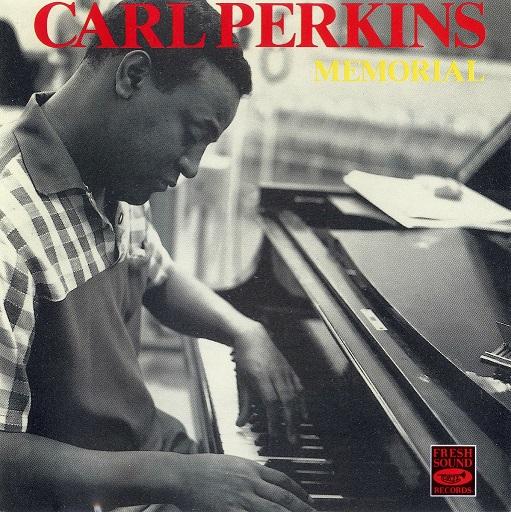 Carl Perkins jazz pianist