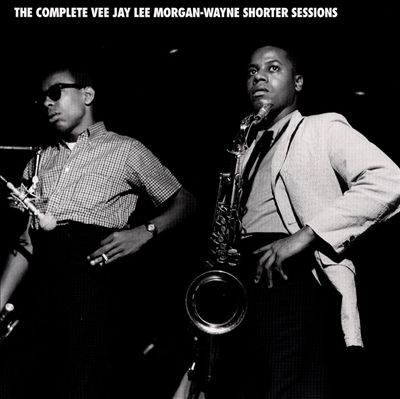 Lee Morgan and Wayne Shorter Mosaic