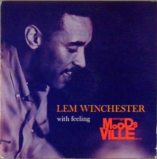 Lem Winchester Moodsville LP cover