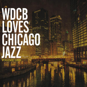 CD cover for WDCB jazz anthology