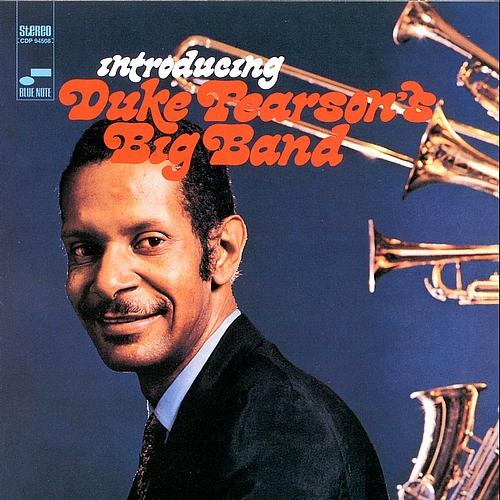 Album cover for Duke Pearson's 1968 big-band album
