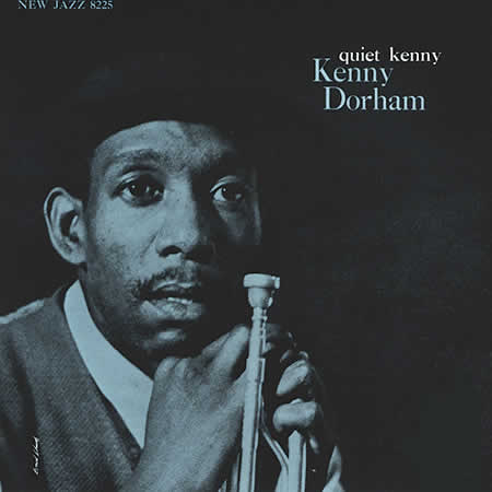 The cover of Kenny Dorham's Quiet Kenny LP