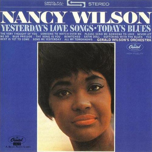 Nancy Wilson 1960s