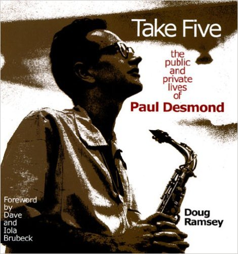 Cover of Doug Ramsey's Paul Desmond biography
