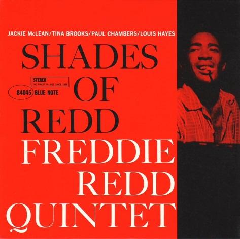 Cover of Freddie Redd's Shades Of Redd LP.