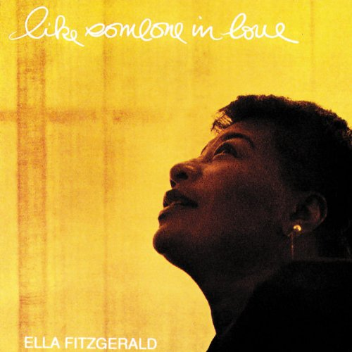 Cover of Ella Fitzgerald's Like Someone In Love LP.