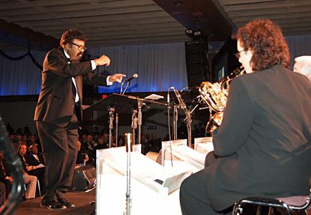 Photo of jazz educator David Baker