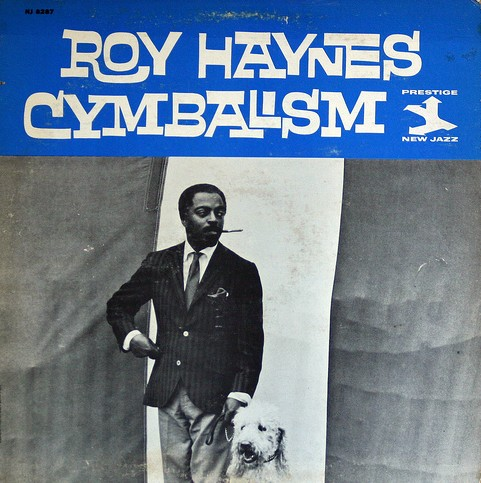 Cover of Roy Haynes CYMBALISM album