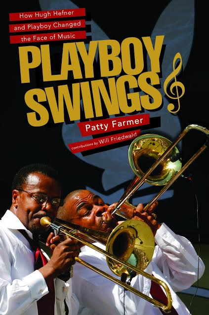 Cover of Patty Farmer's book about Playboy and jazz.