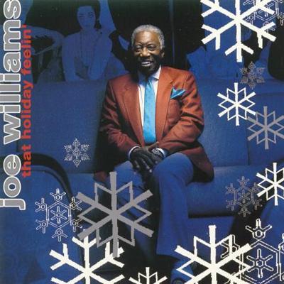 Cover of Joe Williams holiday CD