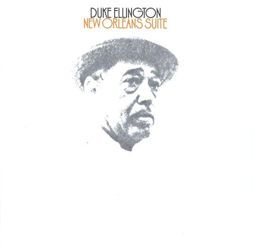 cover of Duke Ellington's New Orleans Suite LP
