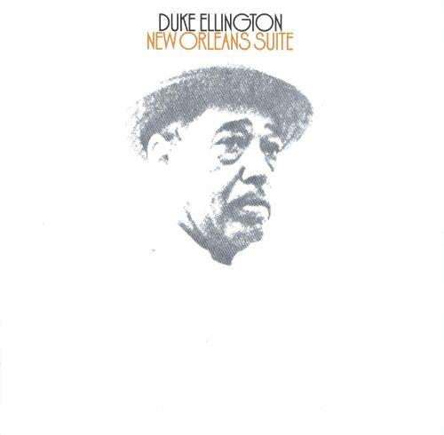 cover of Duke Ellington's New Orleans Suite LP