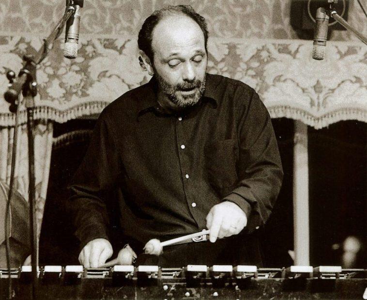 Vibraphonist Dick Sisto.