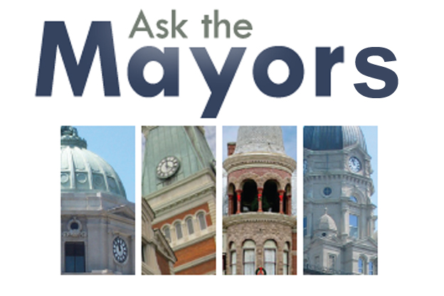 Ask the mayors banner