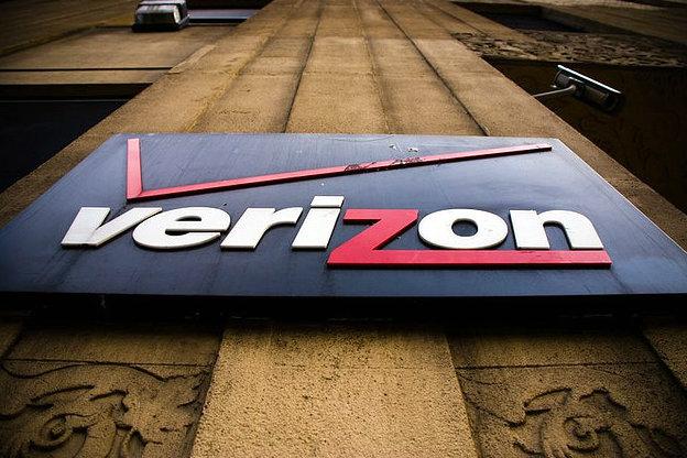 Verizon Wireless logo.