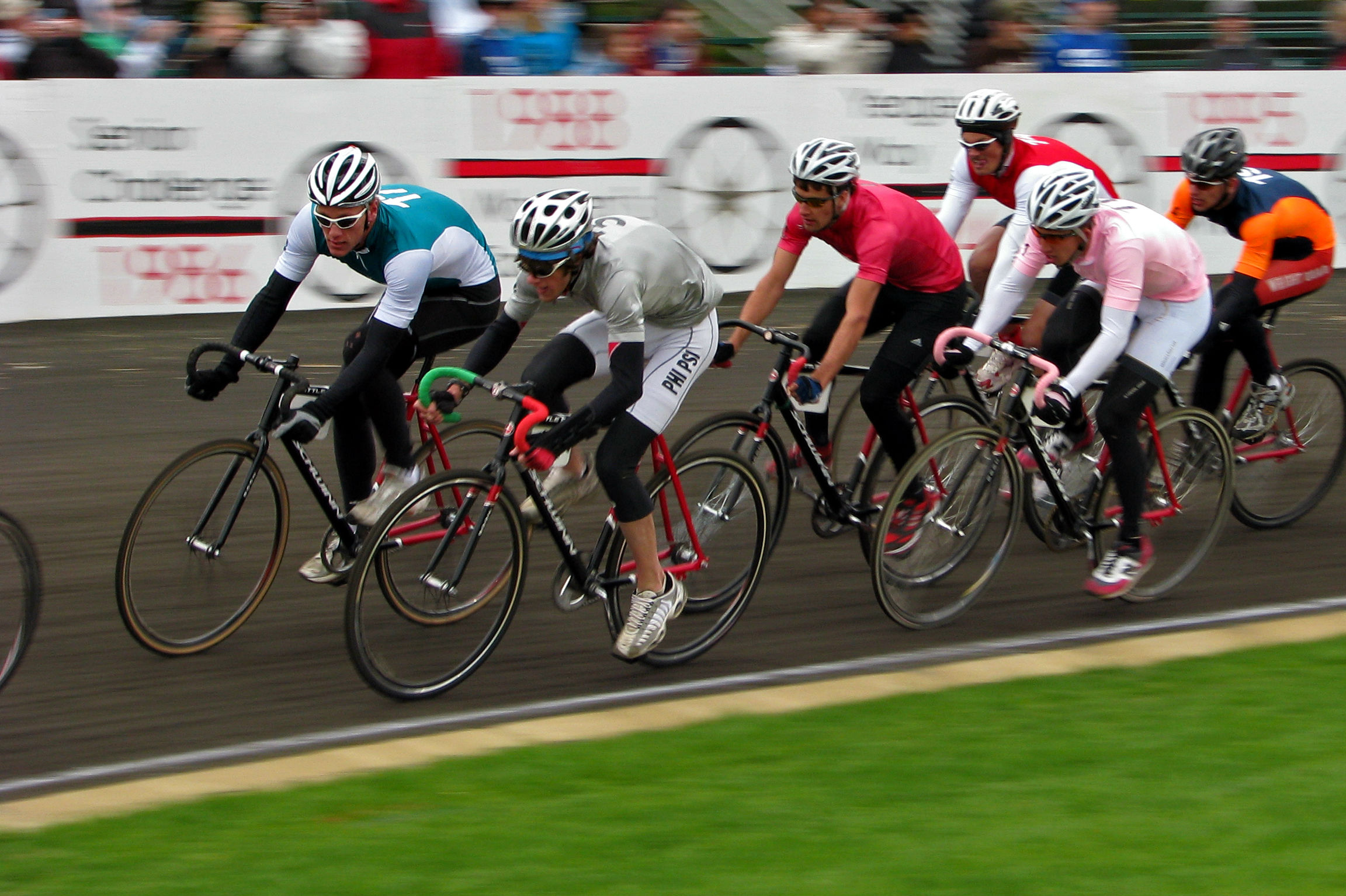 The Little 500 bike race has been an Indiana University tradition since 1951.