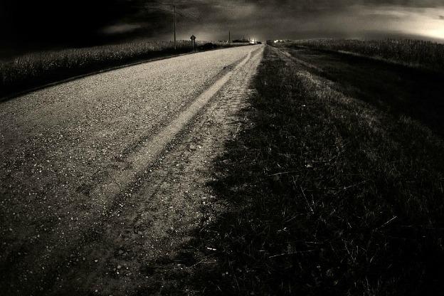 vacant road