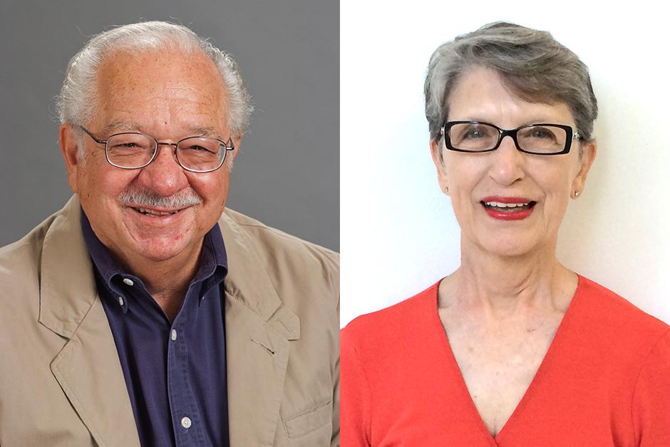Joe Angotti and Myrna Oliver