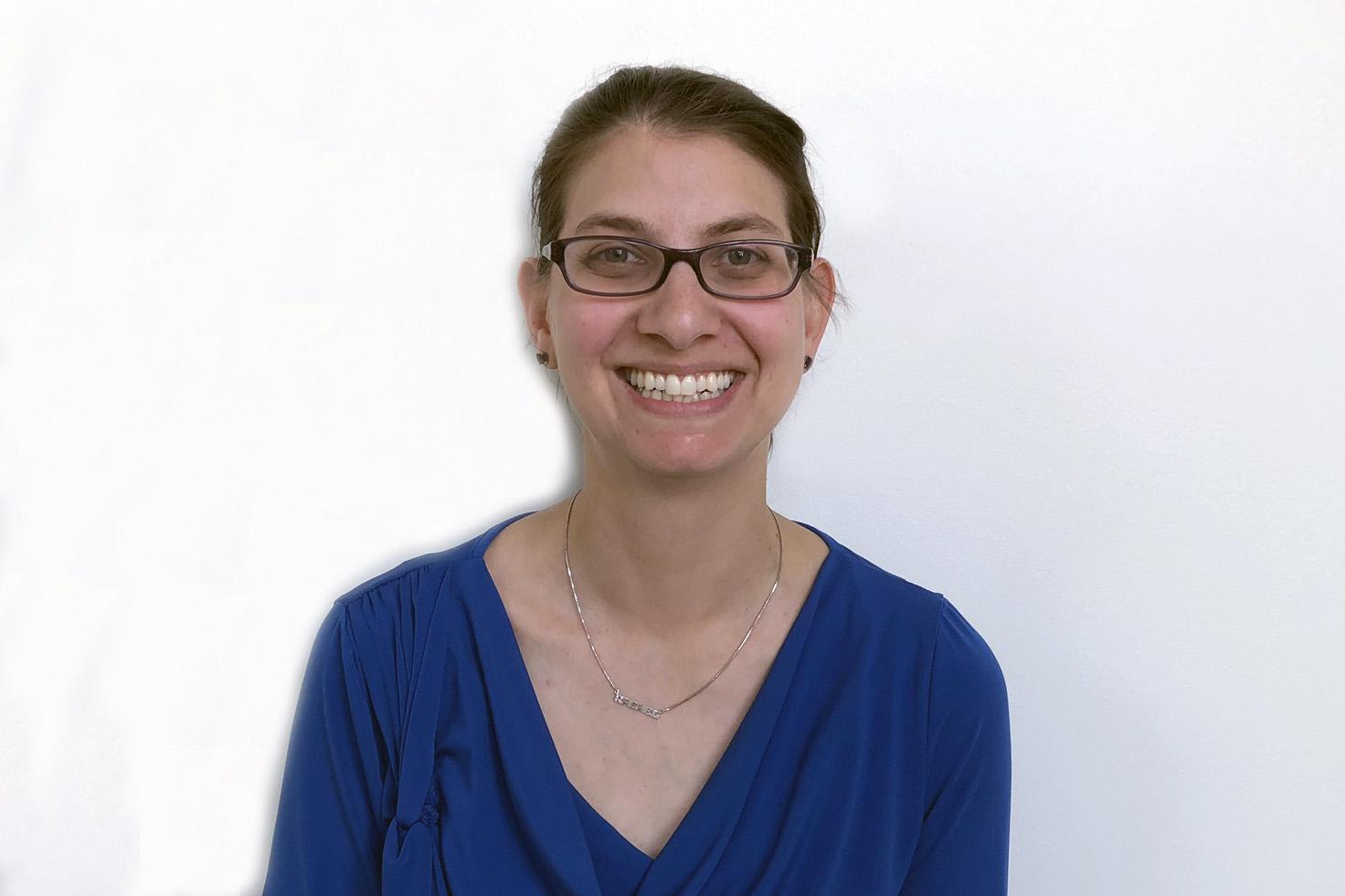 Rachel Plotnick (Photo; Aaron Cain, WFIU)